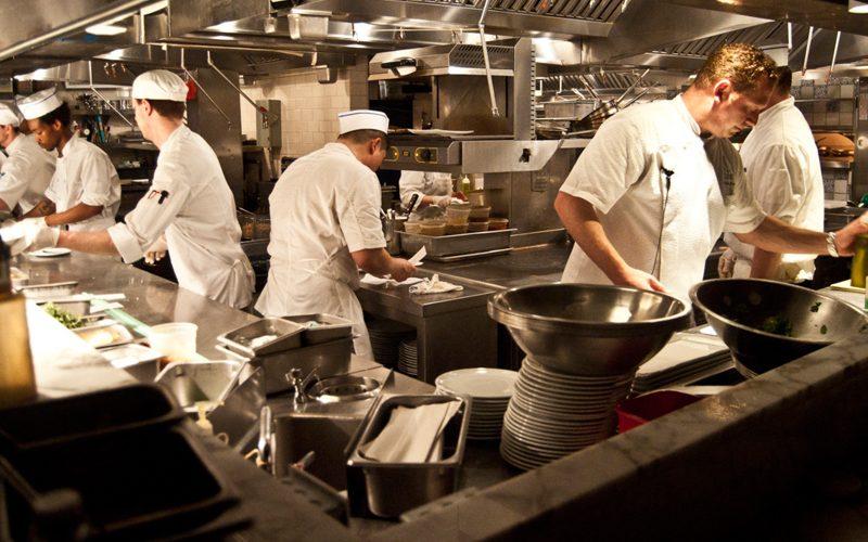 Kitchen staffing – Scheduling