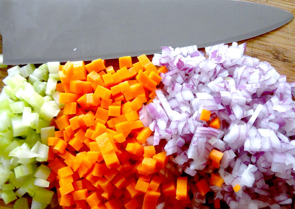 καρότα μιρεπουά